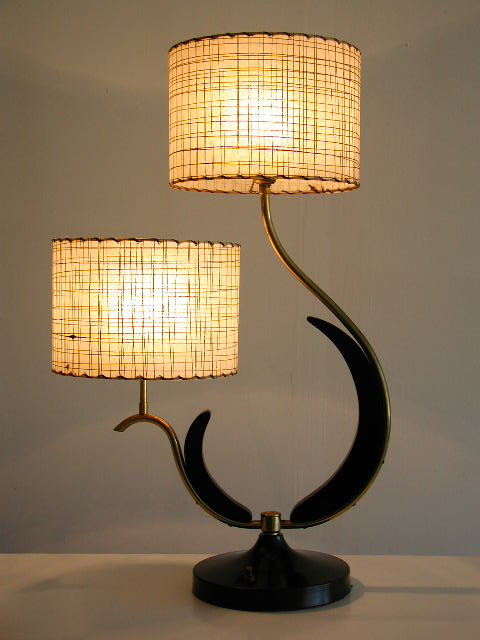1950s Majestic Table Lamp