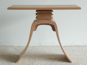 Paul Frankl Side Table for Brown Saltman
