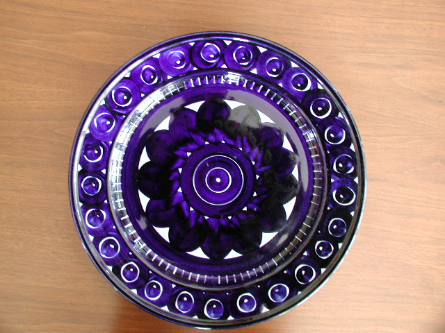 Arabia Valencia Serving Platter