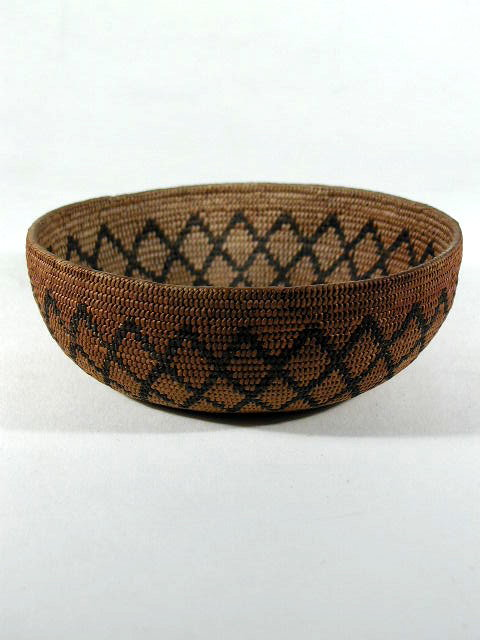 California Native American Indian Basket
