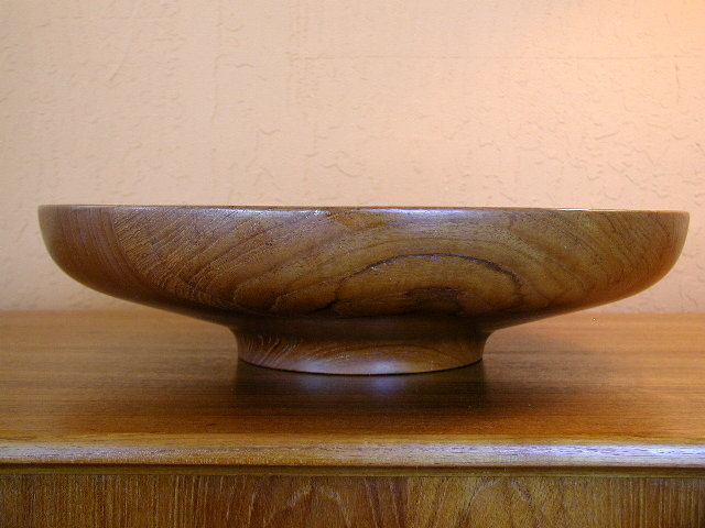 Henning Koppel for George Jensen Wood Bowl