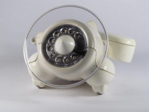 Northern Electric  1970s Airplane Phone