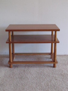 T. H. Robjohn Gibbings Widdicomb End Table